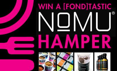 Win a fondtastic NoMu hamper!