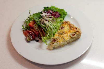 Savoury Cheese and Onion Tart